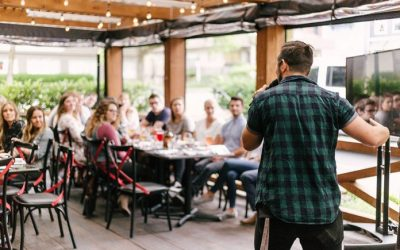 She said what? How to beat the fear of public speaking